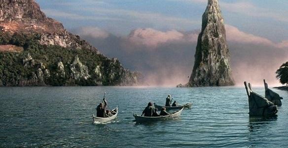 Мир произведений Толкина